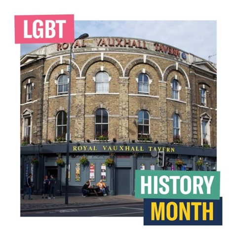 February is LGBT history month and we're so proud to have our very own piece of LGBT history at the heart of Vauxhall - the @rvtofficial We'll be celebrating this wonderful institution over the week, so stay tuned!  #lovedifferent #lovevauxhall #rvt #royalvauxhalltavern #lgbthistorymonth