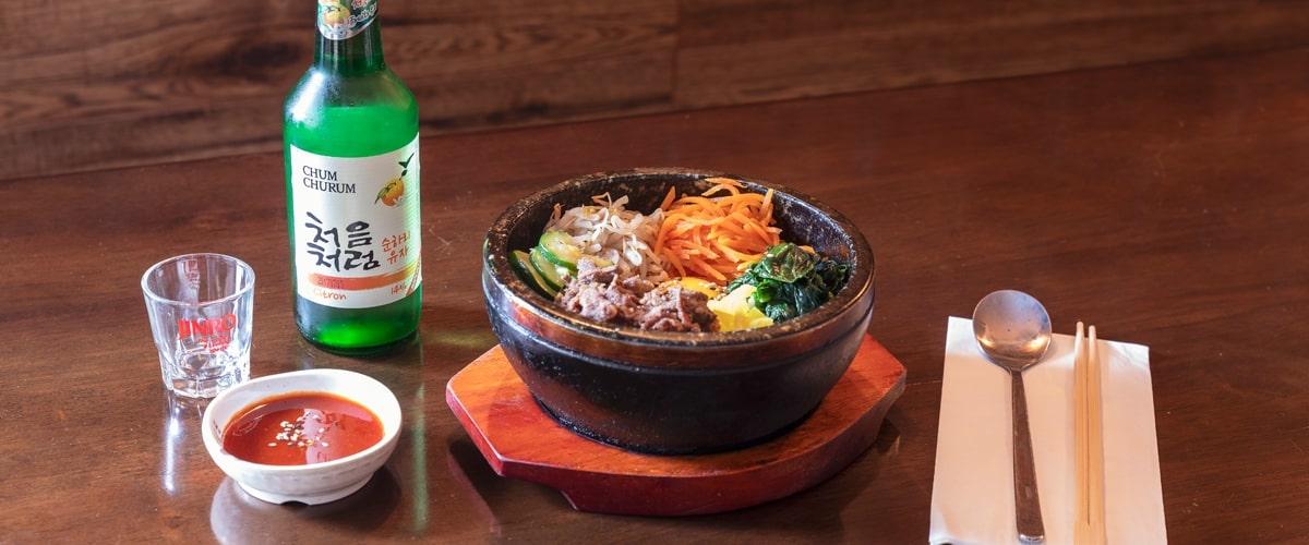 Daebak food dish