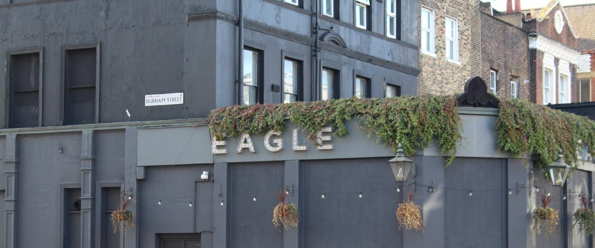Eagle Vauxhall gay bar exterior