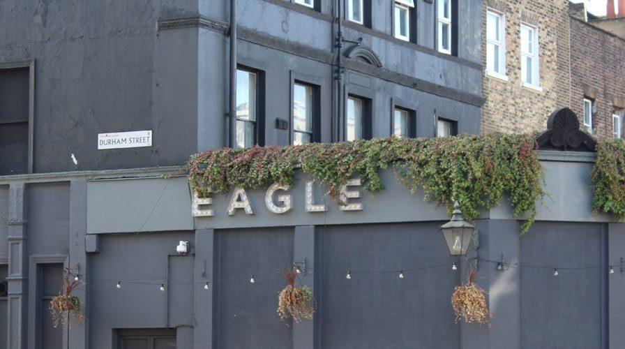 Eagle Vauxhall gay bar exterior