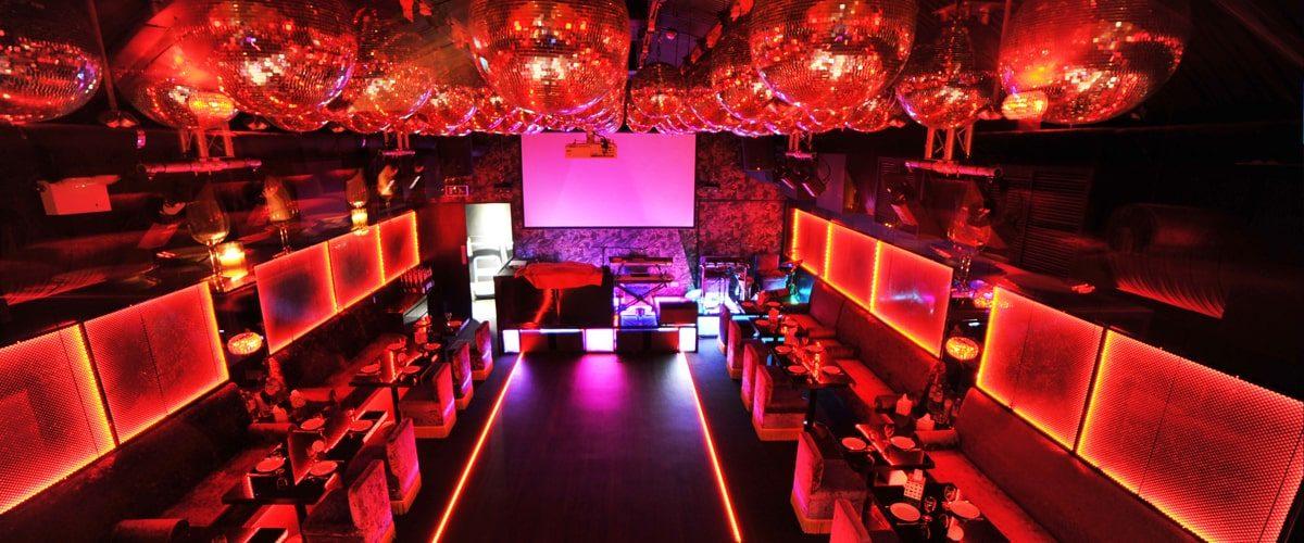 Fantazya bar seating area