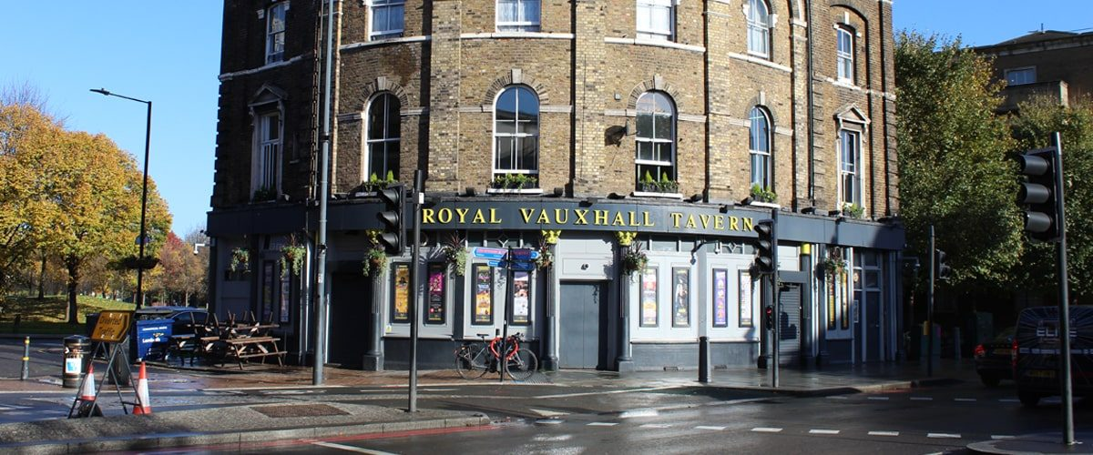 Royal Vauxhall Tavern (RVT) gay bar and pub