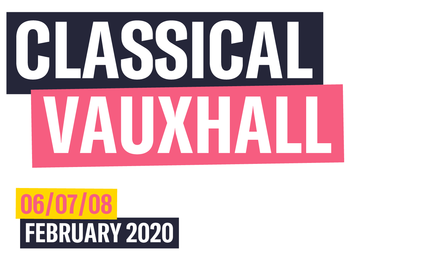 Classical Vauxhall logo text and image 06/07/08 Feb 2020