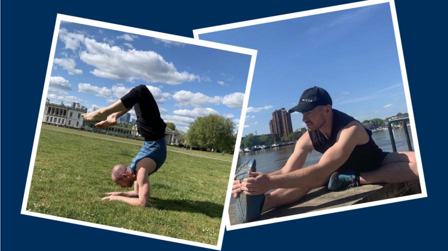 Yoga Charlie Vauxhall