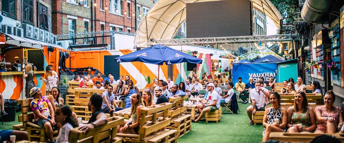 Vauxhall Food and Beer Garden