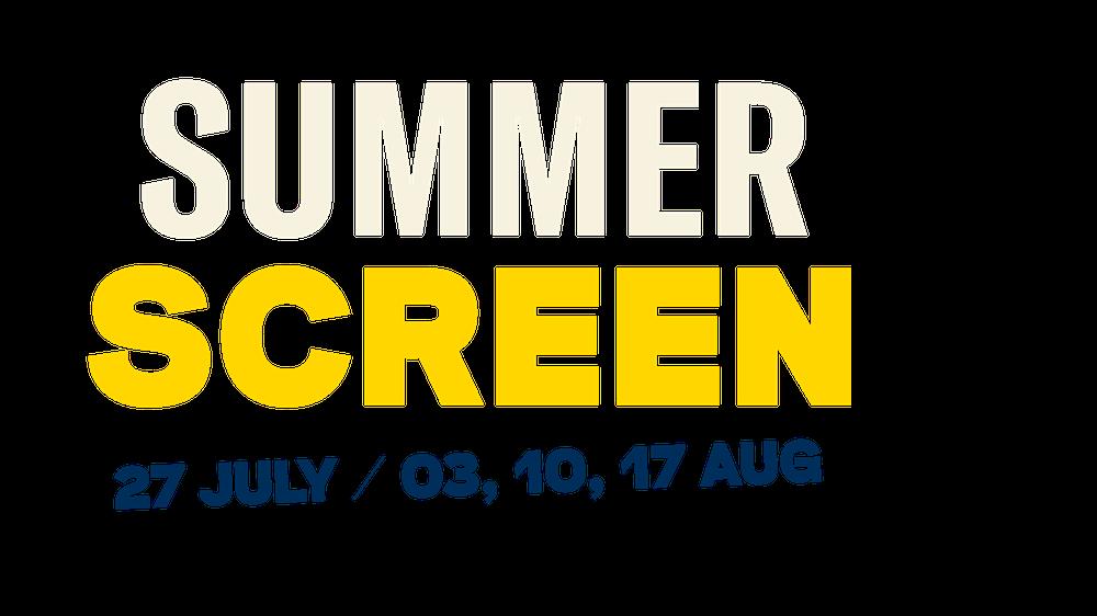 Summer Screen Logo - Vauxhall, London